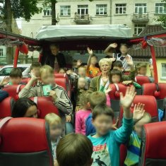 """Vaikų vasaros poilsio programa """"Sveikučio ir Ligučio patriotinis žygis po Vilnių"""""""